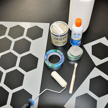 how to stencil